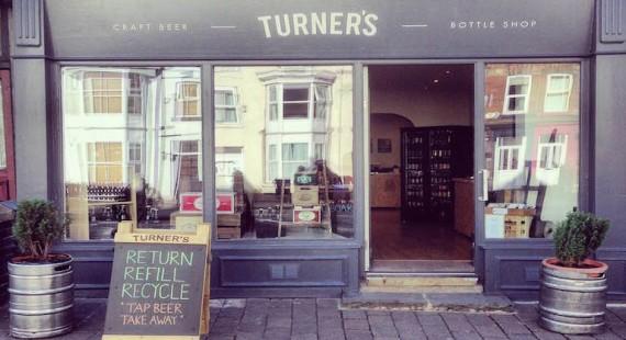Turners Bottle Shop Sheffield