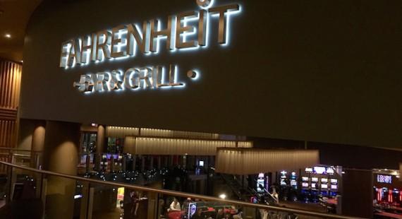 Fahrenheit Bar & Grill