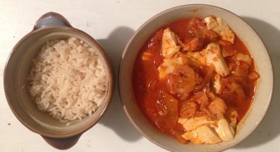 Four Corners Canteen Sheffield - Kimchi