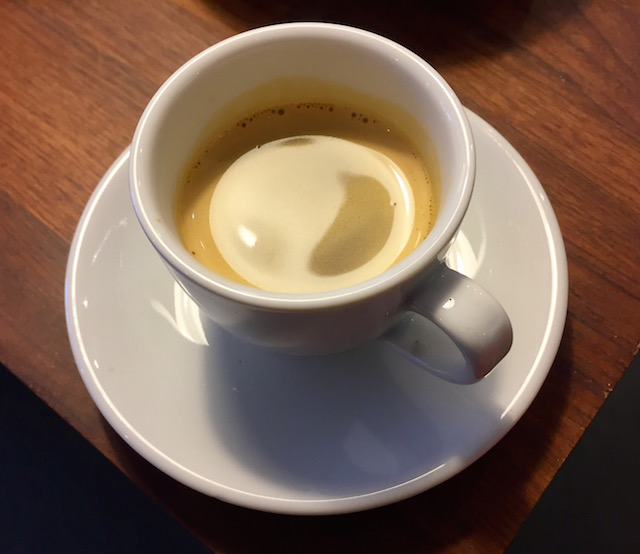 Smith Street coffee