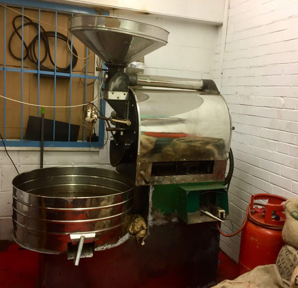 Frazer's coffee