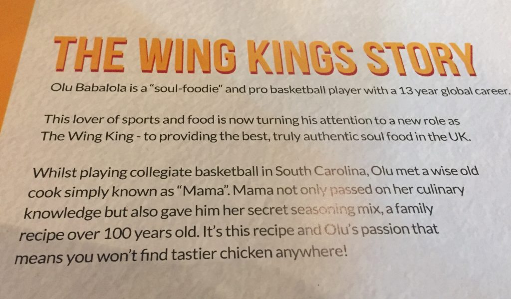 The Wing Kings