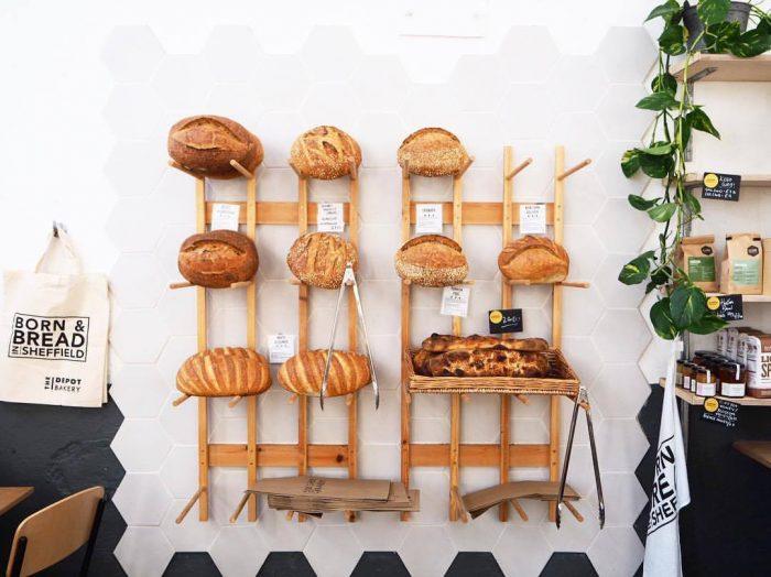 The Depot bakery bread