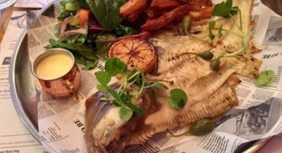 Butcher & Catch Cornish Plaice