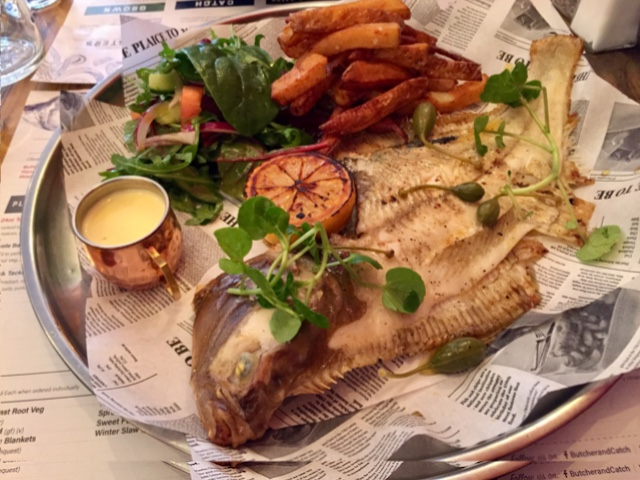 Butcher & Catch Cornish Plaice