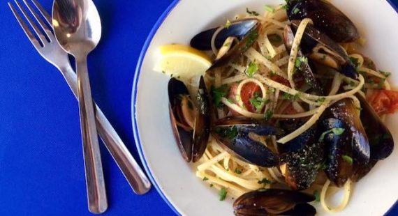 inguine with mussels | Butta La Pasta