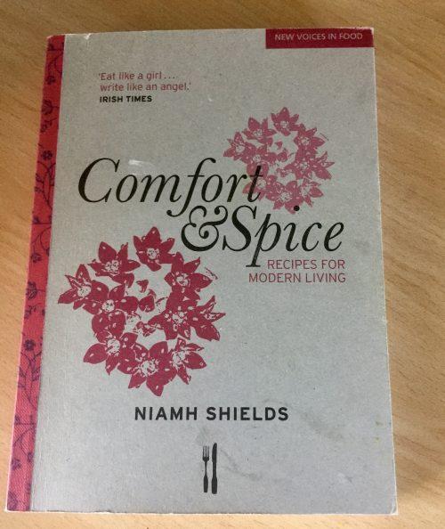 Comfort and spice cookbook