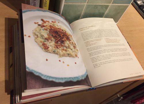 Jamie Oliver cauliflower recipe