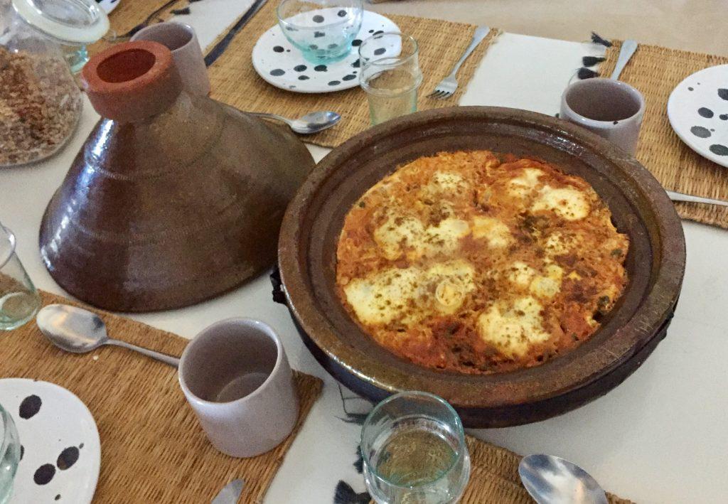 egg tagine